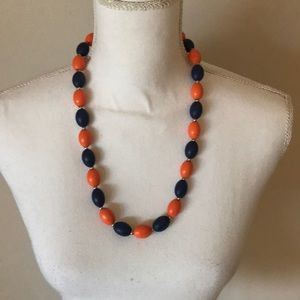 Jewelry - Florida Gator inspired wooden beaded necklace